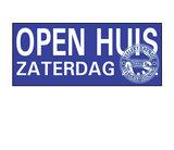 Opzetruiter openhuis as zaterdag reflecterend