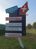 reclame zuil