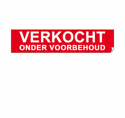 Verkocht OVB Stickers